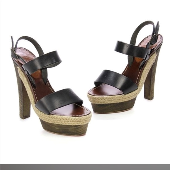 be37d5a368b Christian Louboutin Shoes - Christian Louboutin Satrinxa Espadrille  Platforms